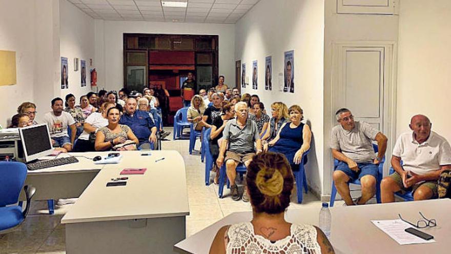 El PP de Tuineje avala la censura para expulsar a Coalición Canaria