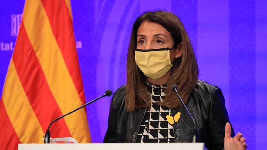 Cataluña ve posible el confinamiento domiciliario