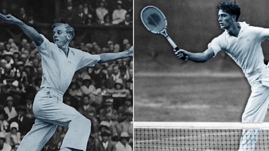 El Wimbledon que se decidió en el vestuario