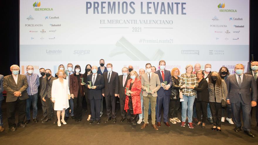 Una gran ceremonia para ver con optimismo el futuro de la Comunitat Valenciana