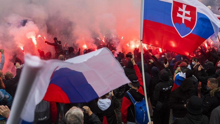 Eslovaquia hará el test de Covid-19 a toda su población en un mismo fin de semana