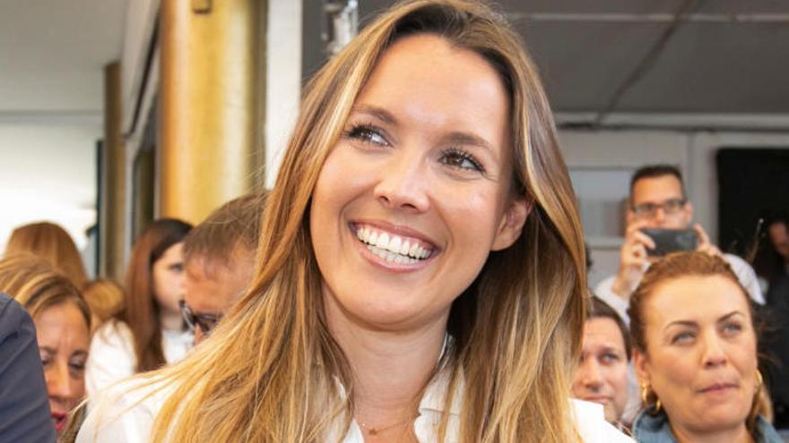 Coalición reestructura su organización insular y hace portavoz a María Fernández