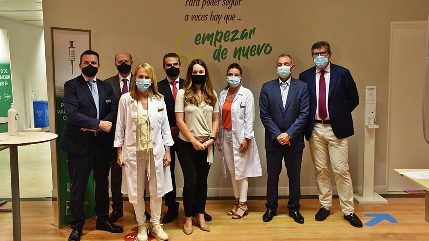 Generalitat y patronal dan su visto bueno a la vacunación en empresas