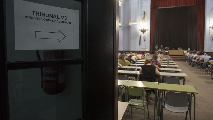 Stepv se opone a empezar las oposiciones docentes en marzo