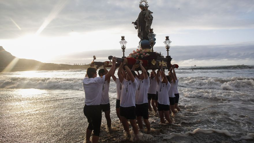 La Virgen del Carmen será patrona de Salinas