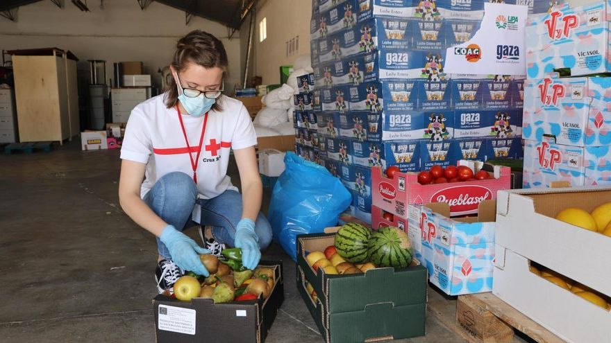 """Casi 200 voluntarios hacen realidad en Zamora el programa """"Cruz Roja Responde"""""""
