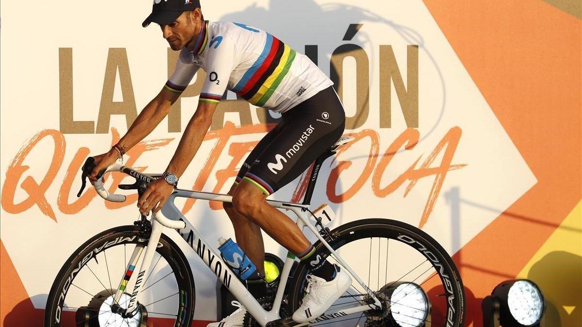 Todos contra el Movistar en la Vuelta a España