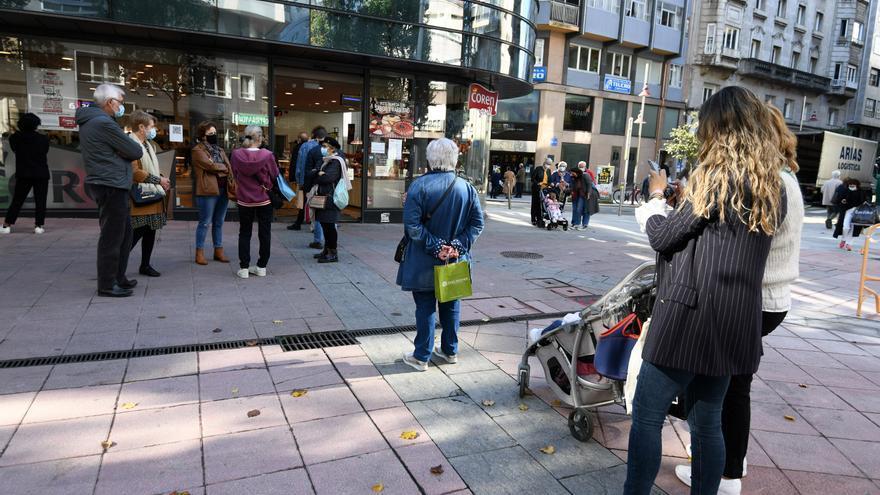 Sanidade decreta el cierre perimetral de Pontevedra, Poio y Marín y limita las reuniones a convivientes