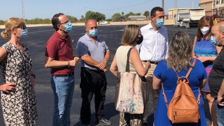 Un paso más hacia la renovación del colegio La Paz de Torrellano