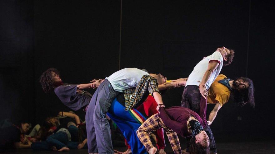 Cuatro espectáculos del circuito Danza a Escena recorrerán espacios de València la próxima semana