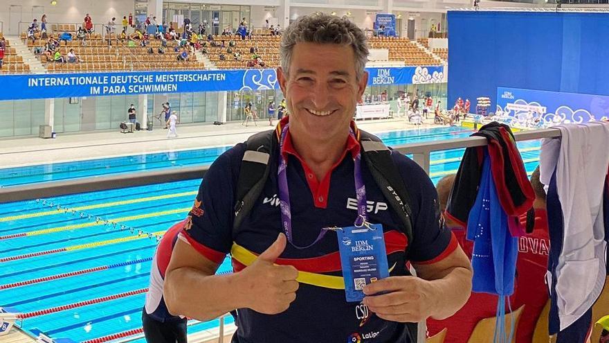Chano Rodríguez logra la mínima para participar en sus sextos Juegos Olímpicos