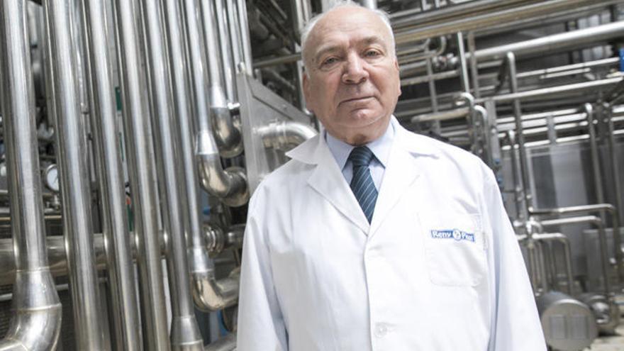"""""""La mitad de los niños que nacen en España se crían con nuestra leche de biberón"""""""