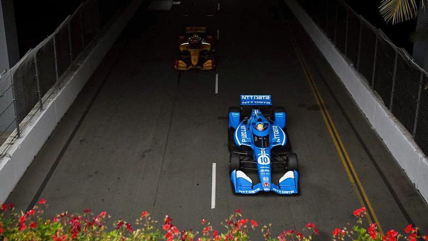 Palou fa història i es proclama campió de l'Indycar