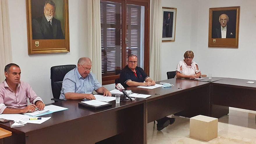 Monjo se asegura el control de todos los espacios municipales en detrimento del PP