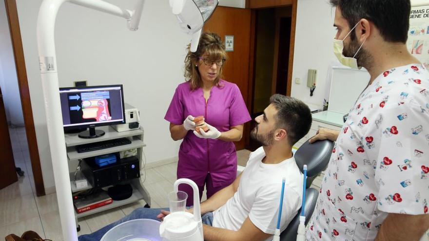 Los ronquidos pueden desaparecer  con tratamientos dentales