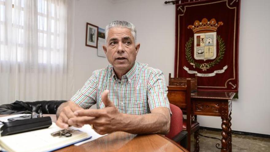 Tomás Pérez: «Guguy e Inagua serán las banderas del modelo turístico de La Aldea»