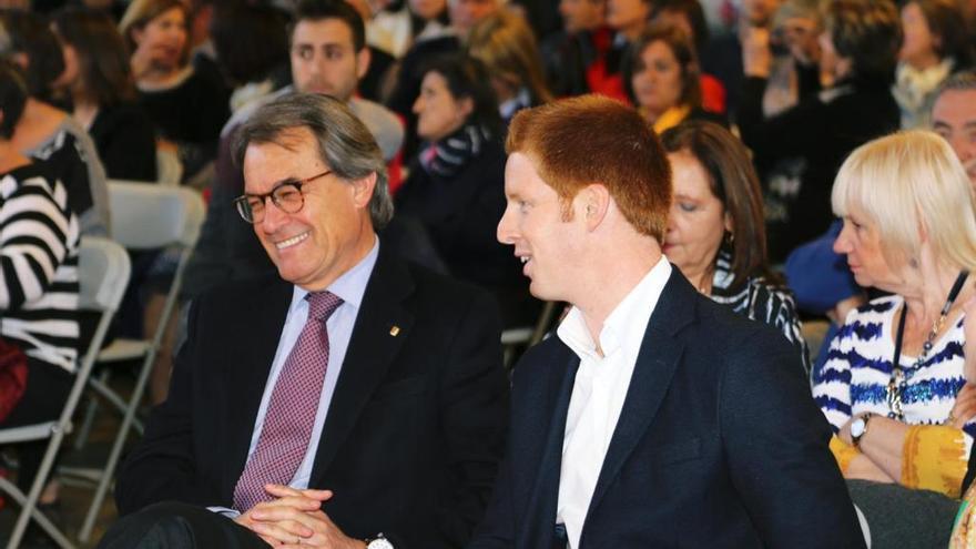 Artur Mas dóna suport a la candidatura de Robert Bosch
