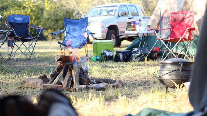 Las mejores aplicaciones para ir de camping