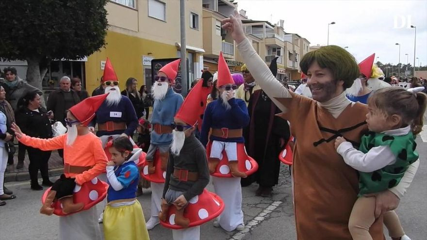Carnaval en Formentera (2017)