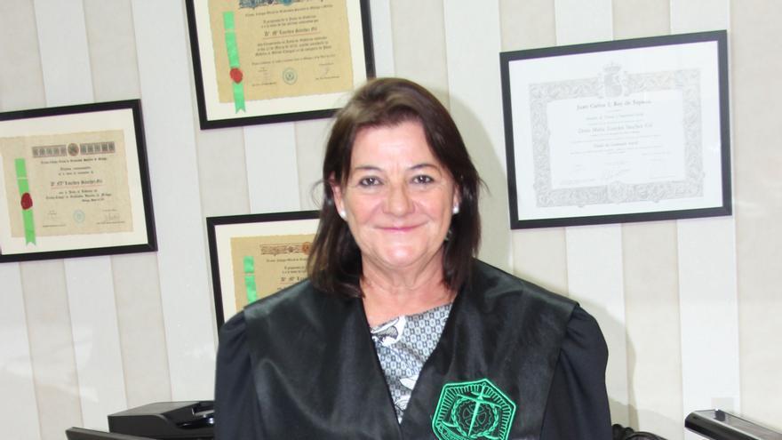 Lourdes Sánchez Gil, proclamada delegada de los graduados sociales en Melilla