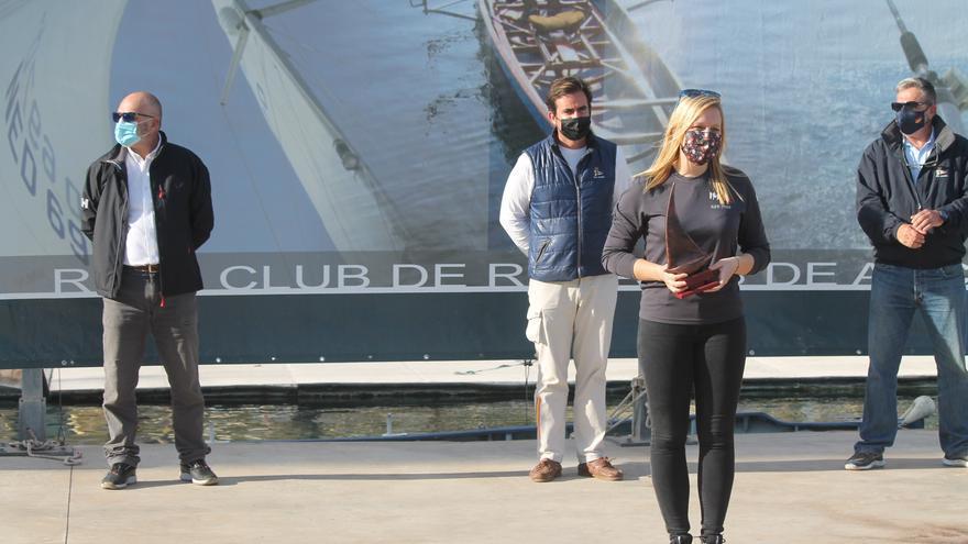 El Foxy Lady, el Atica y el Kiara III, vencedores de la Semana Náutica de Alicante