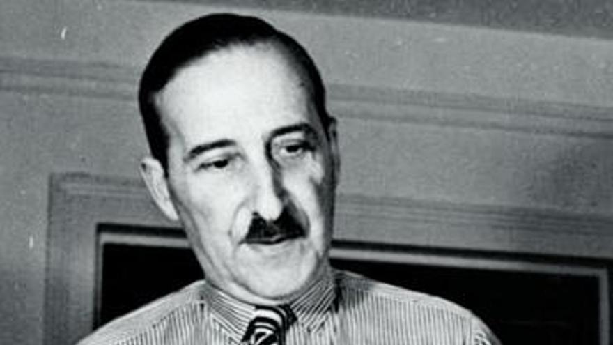 Stefan Zweig:  un sueño europeo traicionado