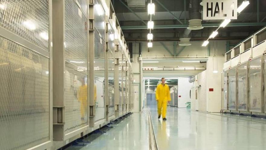 Irán incumple el acuerdo nuclear y empieza a enriquecer uranio al 20%