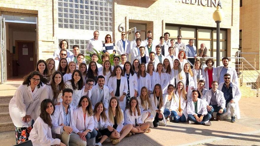 Éxito de los médicos de la UCAM en el examen MIR
