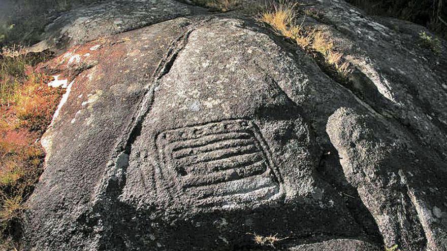 Arte en pedra
