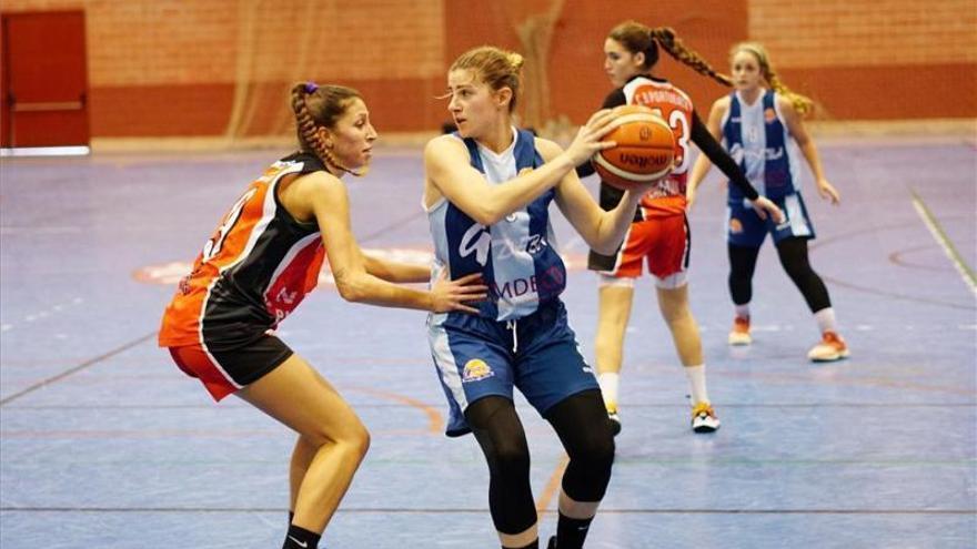 Marta Martínez reforzará el juego interior del CBF