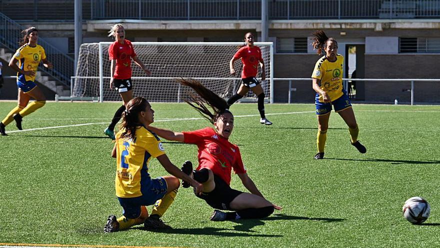 El Femarguín rasca el primer punto de la temporada en Badajoz