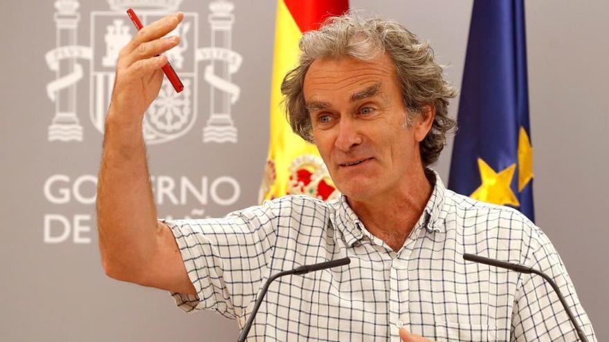 Sanidad confirma 8.618 nuevos contagios de Covid-19 en España desde el viernes
