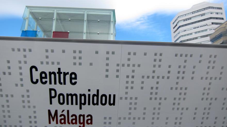 La matriz del Pompidou prestará obras a Málaga durante su reforma