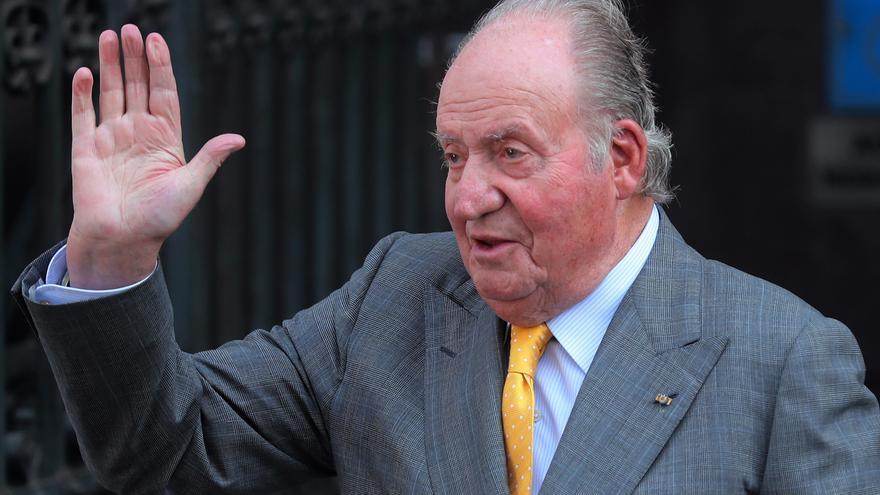 Unidas Podemos vuelve a presionar al Gobierno para investigar al rey emérito