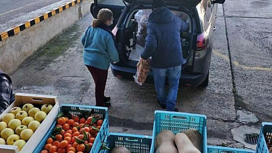 Barceló-Stiftung verteilt 283.000 Kilo Lebensmittel an bedürftige Familien