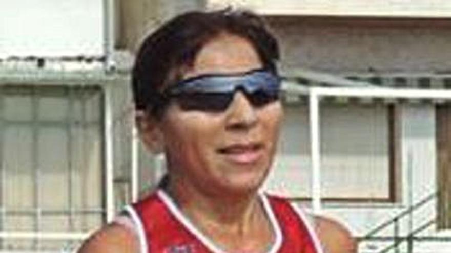 Mary Tomaz supera los 400 kilómetros en Hungría