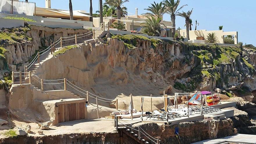 El magnate ruso Doronin deberá demoler el búnker ilegal de su mansión en Ibiza