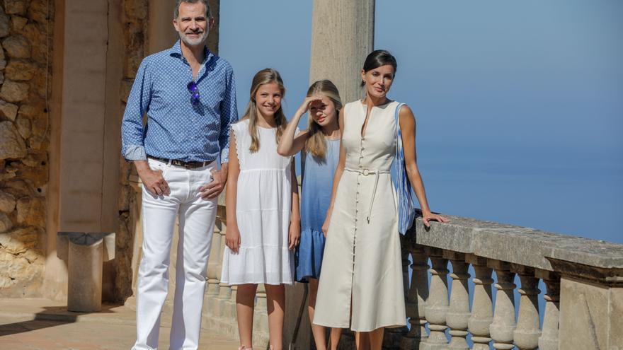 Los Reyes llegarán a Mallorca en la última semana de julio