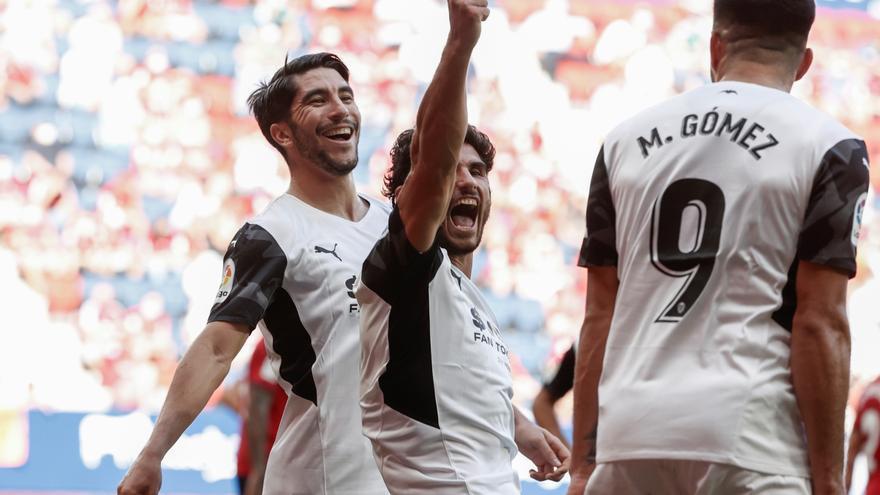 Guedes conquista El Sadar (1-4)