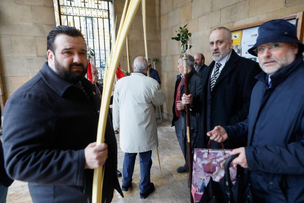 Domingo de Ramos en Gijón