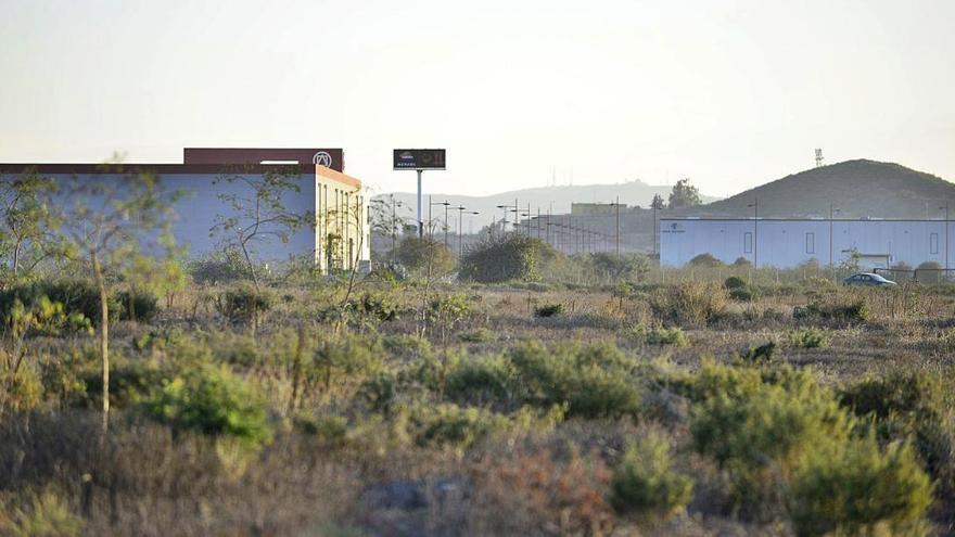 El Puerto y la Carm invierten cinco millones en la ZAL de los Camachos