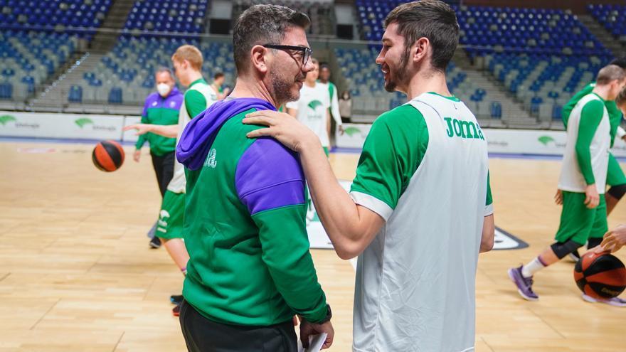 Katsikaris: «Soy optimista, creo mucho en el equipo»