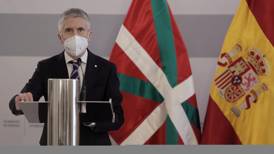Interior acerca a Euskadi a otros cuatro etarras