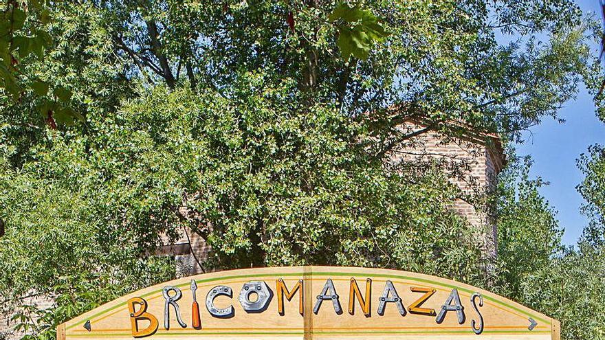 """""""Bricomanazas"""", por Teatro La Sonrisa"""