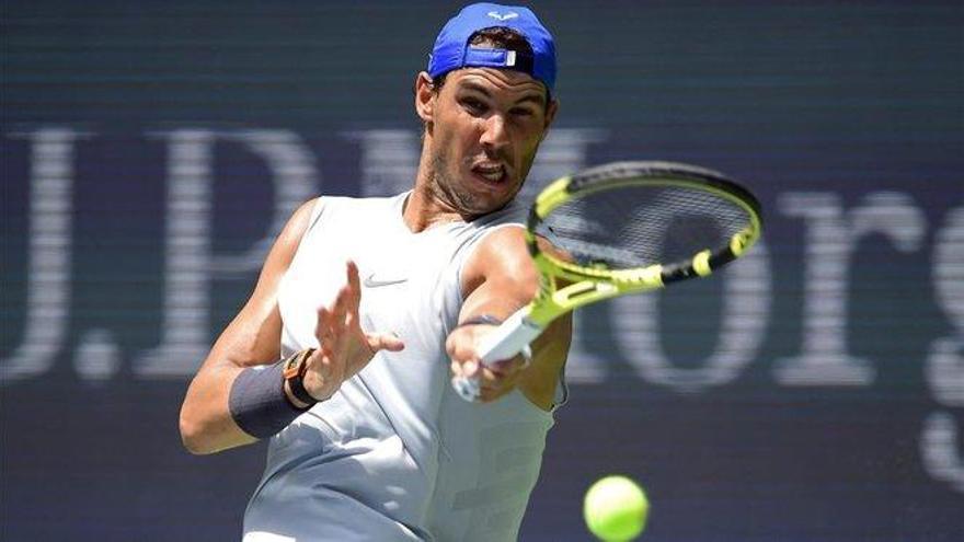 Nadal debuta ante Millman y evitará a Federer hasta la final