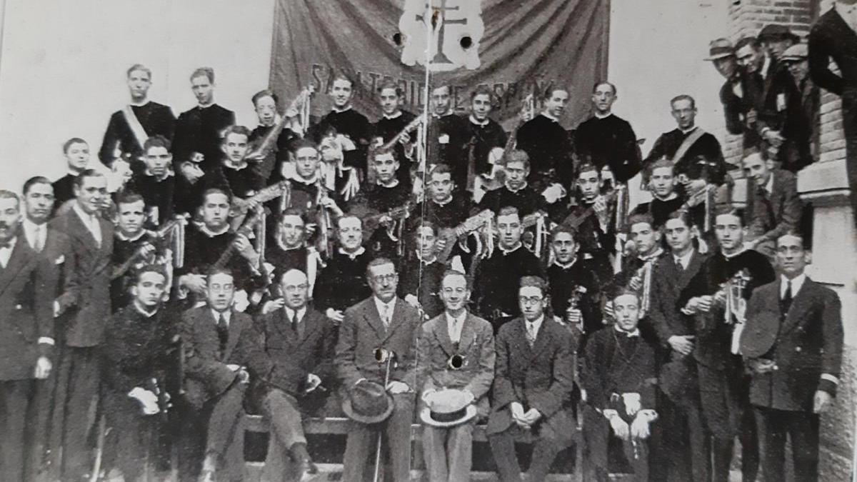 1927: llegan las estudiantinas