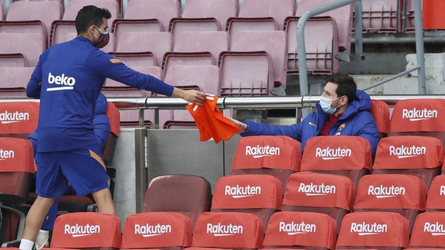 Fútbol | LaLiga Santander: Barcelona - Betis