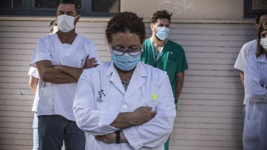 Sanidad propone aumentar la atención presencial en los centros de salud