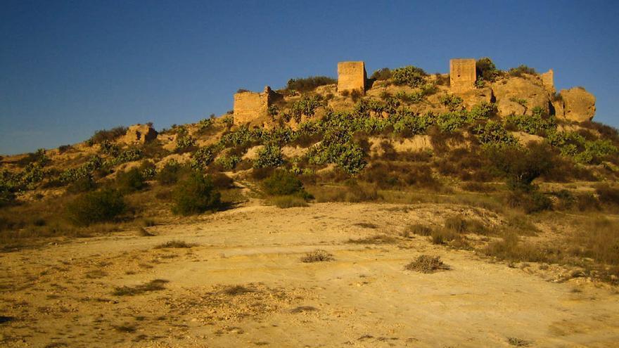 Castillo del Rio en Aspe