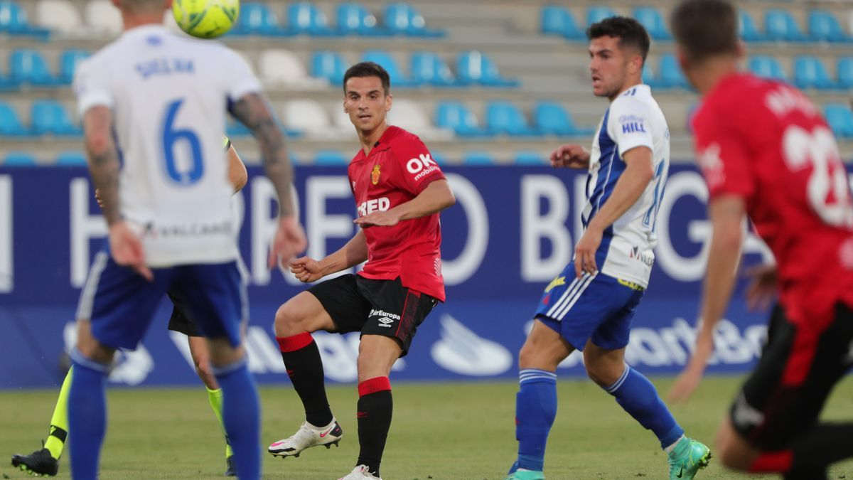 Galarreta da una asistencia de gol a Marc Cardona.